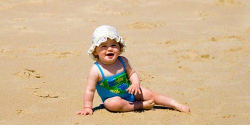 Wannabe Bride: Kako da zaštitim svoju bebu od sunca?