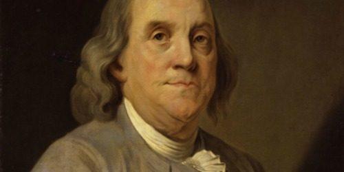 Saveti za uspeh: Kako je to radio Benjamin Franklin