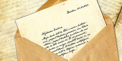 Striptiz za pismene: Pismo snajki