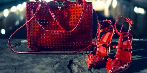 Modni zalogaj: Nova kolekcija crvenih cipela i torbi Valentino