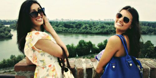 Wannabe Photo Wall: Kalemegdan