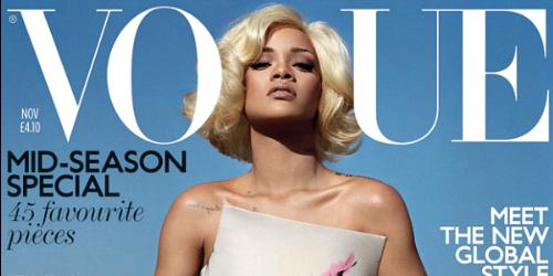 "Moda na naslovnici: Rihanna i ""Vogue"" magazin"
