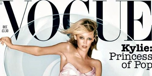 "Moda na naslovnici: Kylie Minogue i ""Vogue"" magazin"
