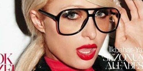 """Moda na naslovnici: Paris Hilton i """"Vogue"""", najgora moguća kombinacija ikada?"""