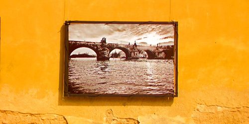 Wannabe Photo Wall: Karlov most