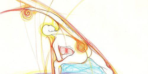 "Troslojno jogijsko disanje: blog ""Moja šolja joge"""