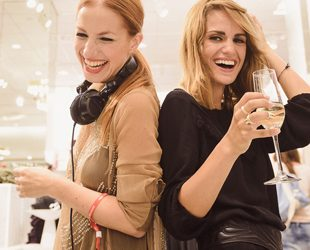 Žurka uoči otvaranja H&M prodavnice