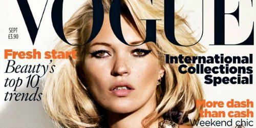 Moda na naslovnici: Zanosna Kate Moss