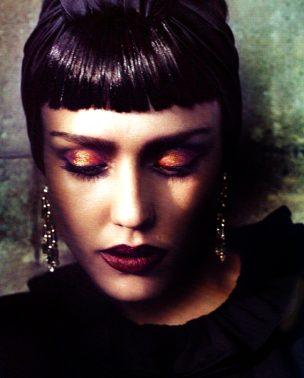 """Jessica Alba za """"Vogue Italia"""""""