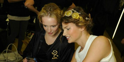 Modni zalogaj: Ukrasi za kosu Dolce & Gabbana