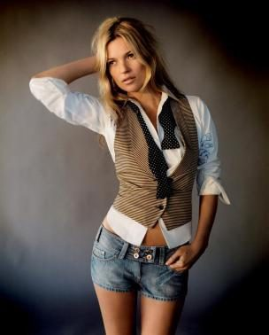 Modna formula Kate Moss