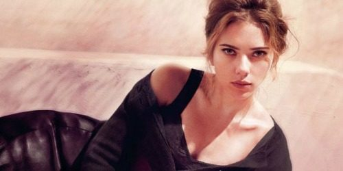 """Modni zalogaj: Scarlett Johansson za """"Interview"""""""