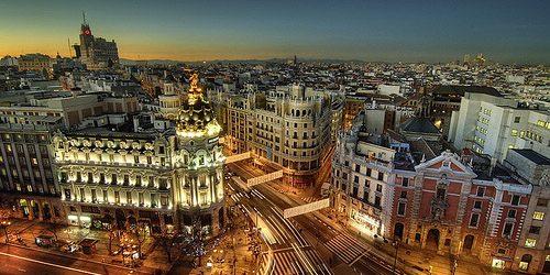 Šetnja Madridom