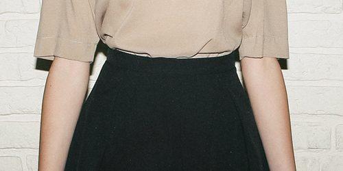 Wannabe Collection vam predstavlja: Suknja