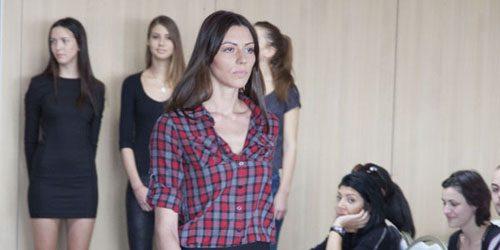 Belgrade Fashion Week: Kasting