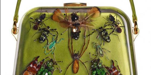 Modni zalogaj: Damien Hirst i brend Prada kreirali torbice