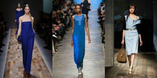 Jesenji trend: Pedeset nijansi plave