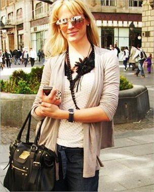 Belgrade Style Catcher: samo dame