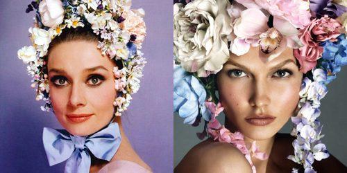 Već viđeno: Audrey Hepburn vs Karlie Kloss
