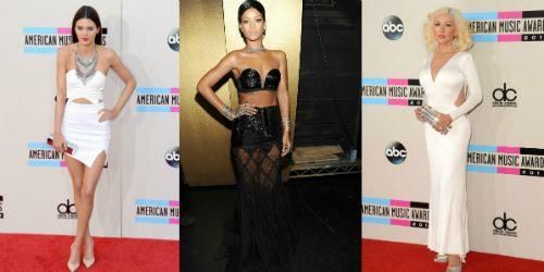 Fashion Police: American Music Awards 2013.