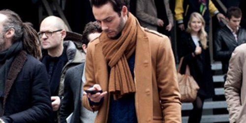 Moda za muškarce: Četiri načina kako možete nositi šal