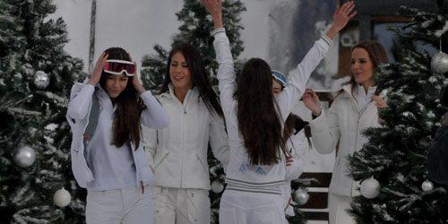 Moda na Kopaoniku: Snow Fashion Show