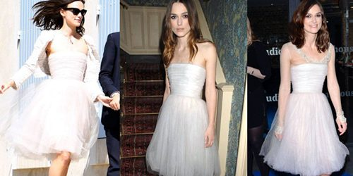 Keira Knightley i Kate Middleton: Jedna haljina za tri puta