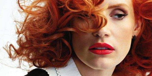 Beauty Look: Jessica Chastain