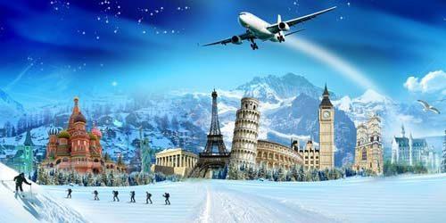 Deset najuzbudljivijih zimskih destinacija