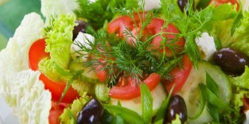 Domaća vitaminska salata