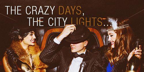 Wannabe editorijal: The Crazy Days, the City Lights