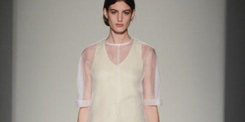 New York Fashion Week: Viktorija Bekam
