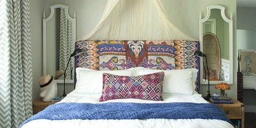 Nekoliko briljantnih ideja da dekorišete prostor uz pomoć marama