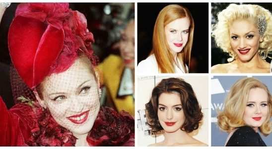 Fatalne dame sa crvenim karminom na usnama