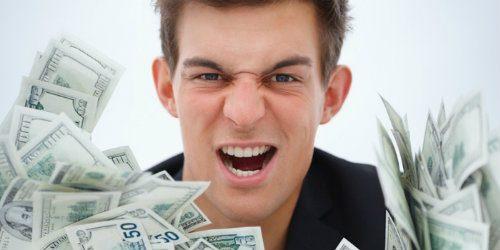 Greške koje muškarci prave sa novcem