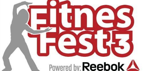 Učestvujte na Fitnes Festu 3 powered by Reebok