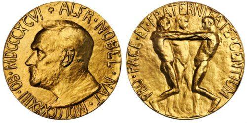 Nobelova nagrada na aukciji