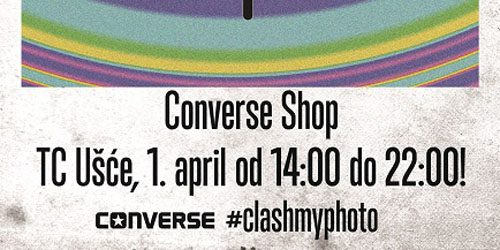 Prvi put u Beogradu: Converse Photo Clash