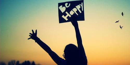 Budite srećni, odmah!
