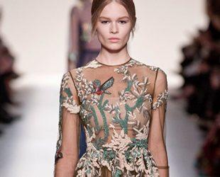 Najlepše haljine sa Nedelje mode