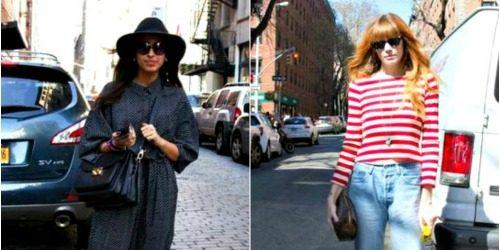 Street Style kombinacije: Caruju kombinezoni i cvetne haljine