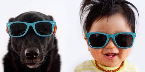 Beba Džasper i njen pas Zoi: Najslađi blizanci na svetu