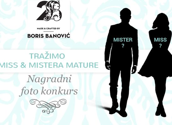Tražimo Miss & Mistera mature!