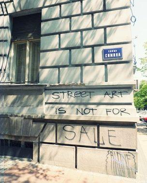 S one strane umetnosti