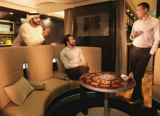 Sav taj luksuz: Apartman u avionu