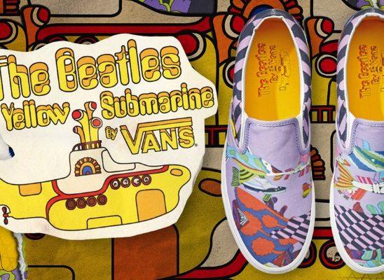 Office Shoes predlaže: Nove Vansice ispirisane Bitlsima