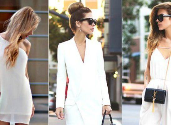 Modna pravila: Kako nositi belu boju