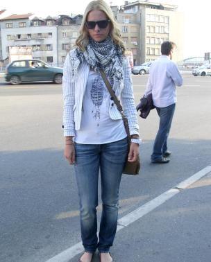 Belgrade Style Catcher: Last Week of April
