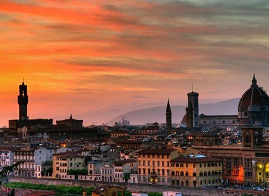 Moja sledeća destinacija: Firenca (1. deo)