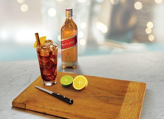 Napravi svoj savršen mix: Johnnie Walker & Coke